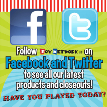 Find Toy Network on Facebook!
